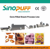 Automatic Yummy Core-Filled Snack Food Process Line