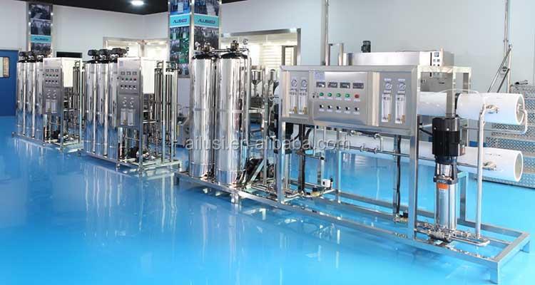 Automatic Ro Water Treatment Plant Ro Machine 6000 Gpd