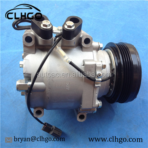 Auto Ac Compressor For Dongfeng Honda Civic Trse07 7pk Sd#3410 Air Conditioning & Heat Back To Search Resultsautomobiles & Motorcycles
