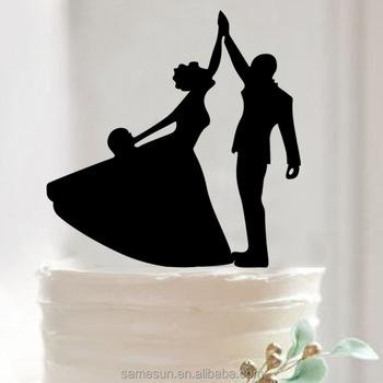 Meilun Art Craft Sweet Groom And Bride Design Acrylic Wedding Cake Topper Buy Cake Topper Wedding Cake Topper Acrylic Wedding Cake Topper Product