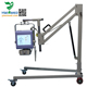 4KW touch screen diagnosis equipment portable veterinary x ray Machine for Pet Clinic Animal