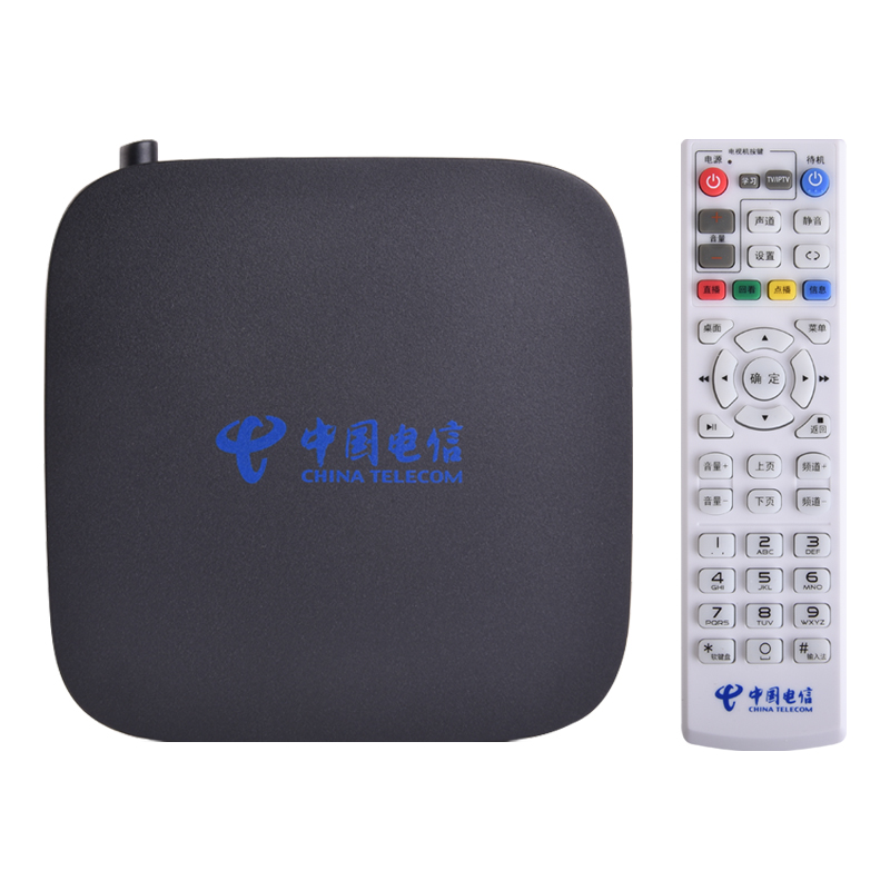 Commercio all'ingrosso internet android smart EC6108V9 tv box 4 k HD iptv set top box