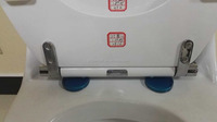 lift off sc hinges for MDF toilet seat