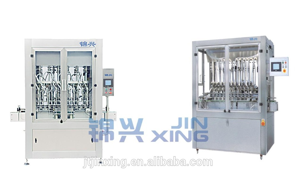Manufacturer Supplier full automatic ce approval small bottle filling machine vegetable oil for wholesales