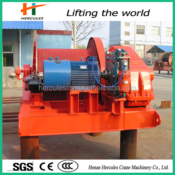 factory price winch electrically operated winches from Henen Hercules