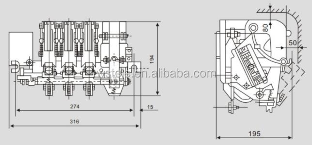 cj12 series electrical ac contactors  view ac contactor