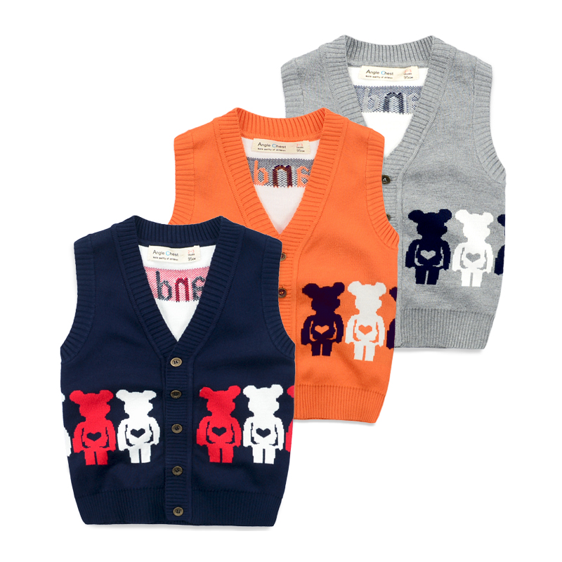 8be64a4108c8 Cheap Sleeveless Sweater For Kids