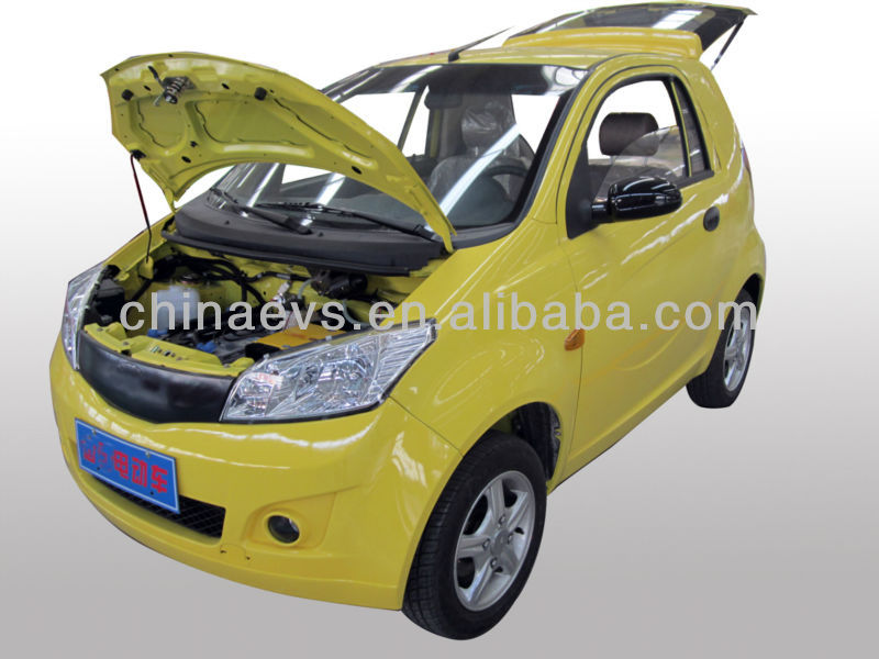 Hot Sale E-King EEC L7e Approval NEW Smart Style Electric Car With 85km/h Max Speed and 160Km distance