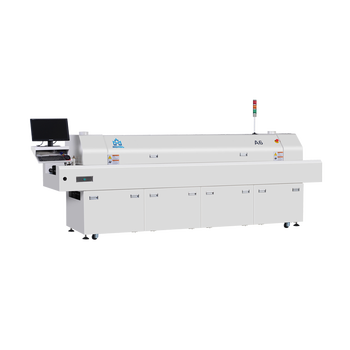 SMT Lead Free Reflow Oven Morel A6 with 6 Zones
