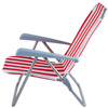 Beach Chair Specific Use and Yes Folded Aluminum Beach Chair with armrest