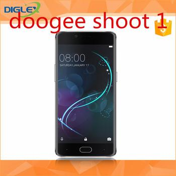 DOOGEE Shoot 1 5.5inch FHD Android 6.0 Dual Rear Cameras 13.0MP+8.0MP Front Touch ID Smartphone MT6737T Quad Core 1.5GHz 2GB RAM