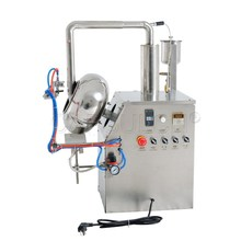 stainless steel Pill coating machine, tablet coater BYC-300