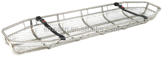 Separate Stainless Steel Air Ambulance Stretcher Helicopter Basket ...