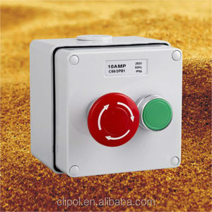 Emergency stop switch C66/2PBS1