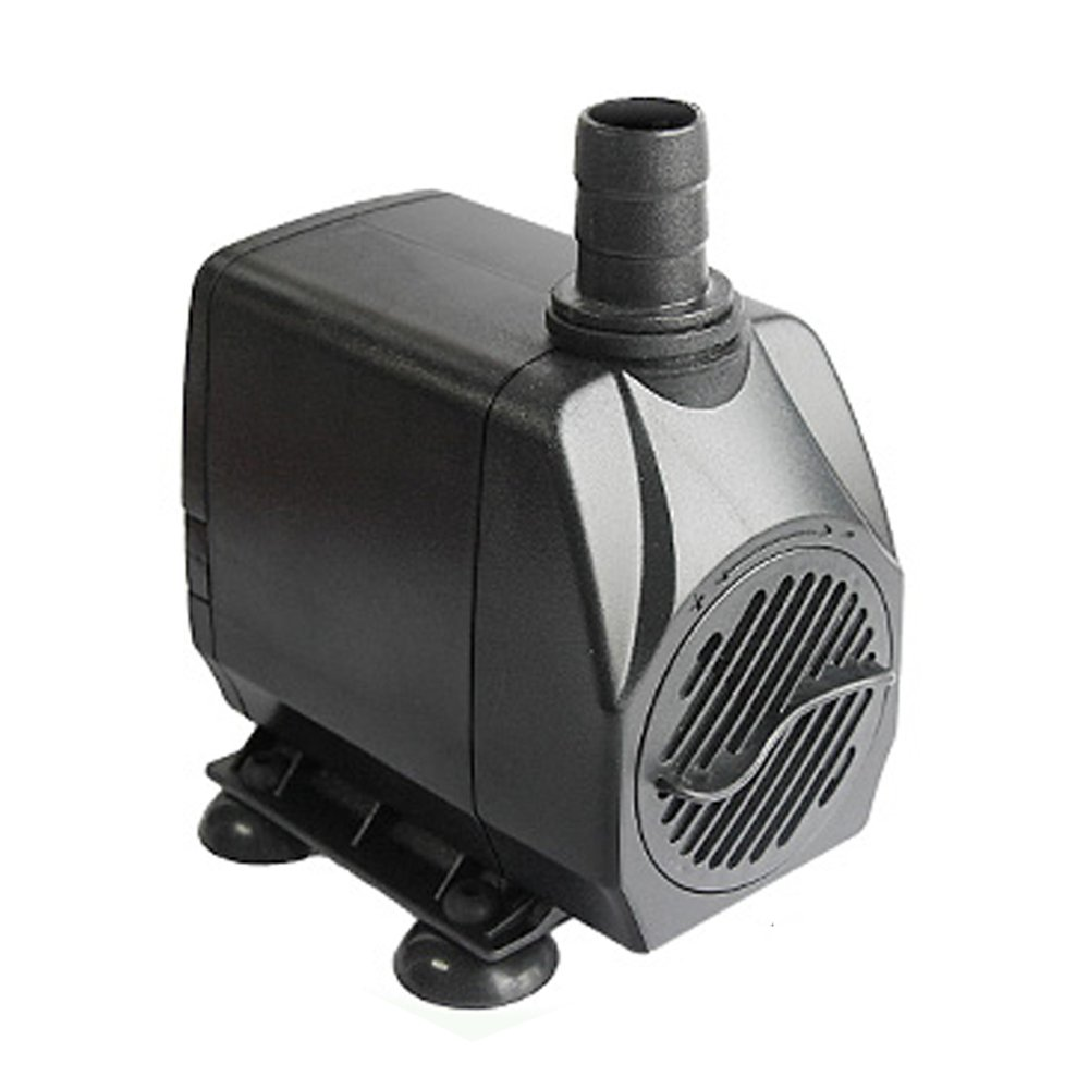 Owncons 660GPH Submersible Pump 45W Fountain Water Pump with For Aquarium, Fish Tank, Pond, Hydroponics