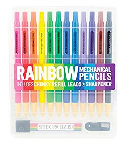 OOLY, Rainbow Colored Mechanical Pencils (128-106)