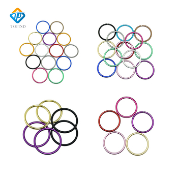 Aluminium Rings Sling Rings For Baby Buy Baby Sling Ring Sling Ring Especially For Baby Baby Rings Product On Alibaba Com