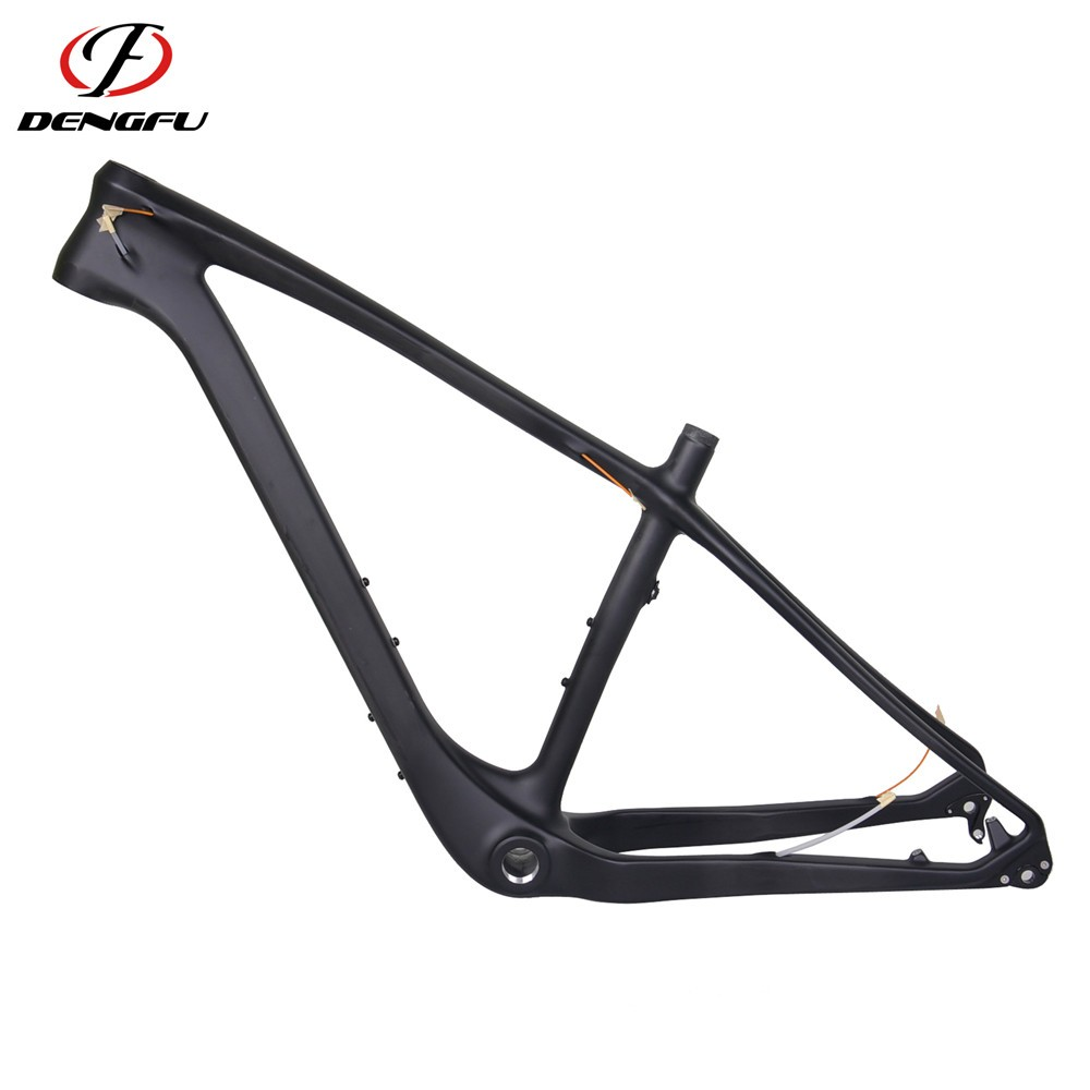 FM191 26er fat bike carbon frame , carbon beach cruiser bicycle frame