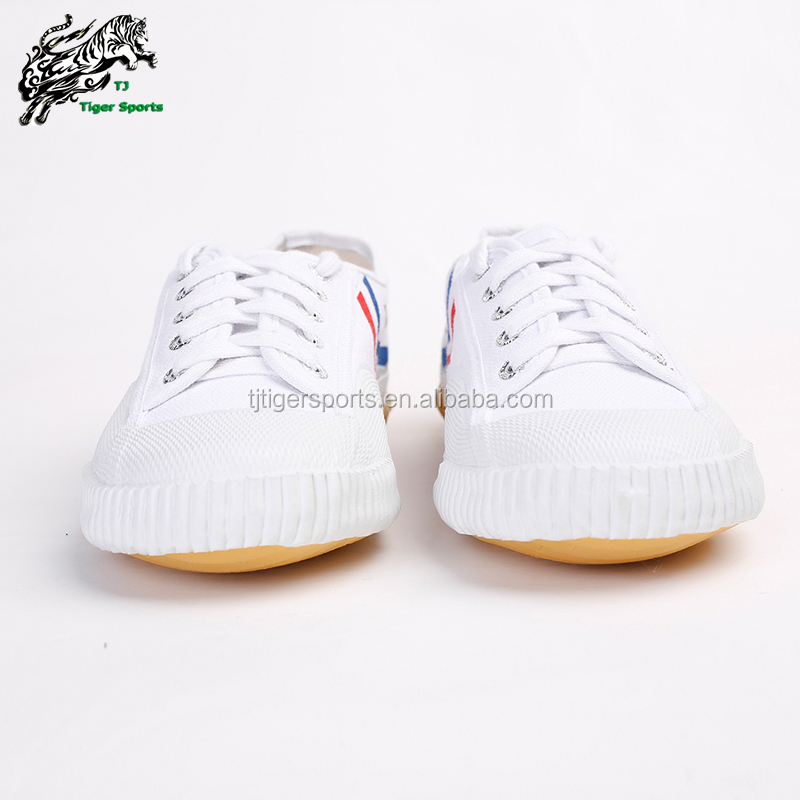 Canvas kung fu feiyue shoes
