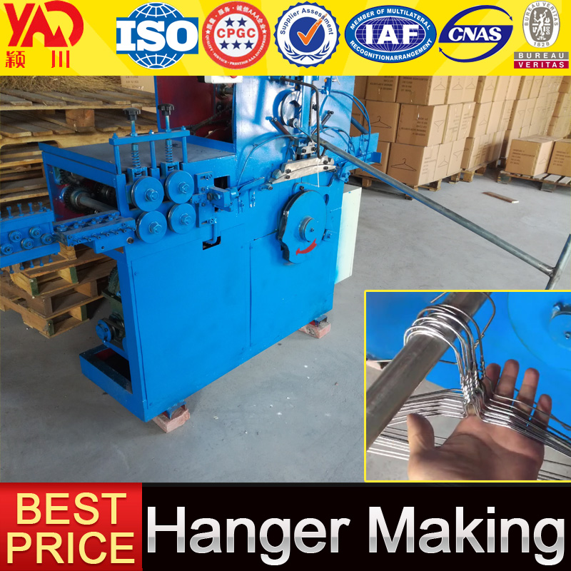China Suppliers Rose Gold Metal Calendar Hanger Making Machine