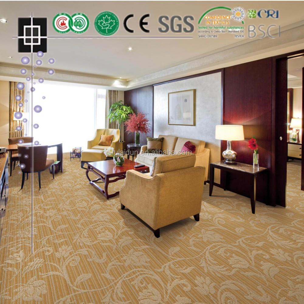 Patterned wool wall to wall carpet carpet vidalondon for Wall to wall carpeting