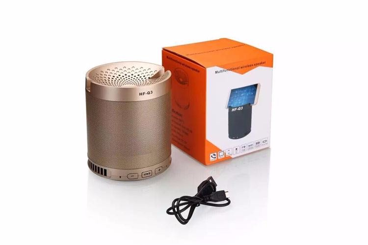 2020 trending products q3 bluetooth speaker with metal wireless speaker