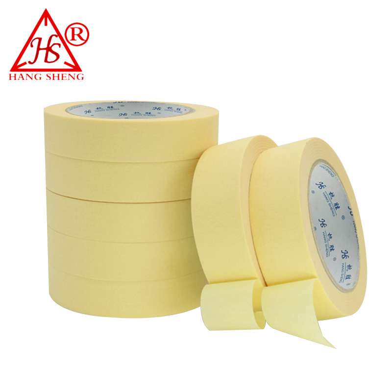 Algemene purpose 2 inch masking roll tape