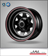 4X4 15x6j car Wheels Rim for american racing wheels