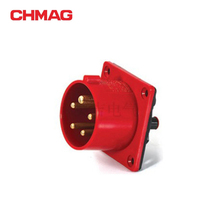 3 phase male female plug socket industrial plug and socket 625 32 amp plug 3p+n+e