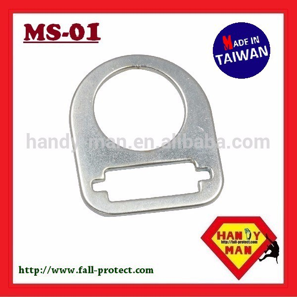 Full Circle With Quick Release Buckle D-ring Made Of Steel