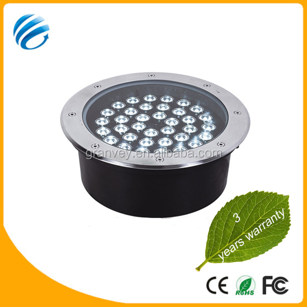 design solutions international lighing,led paver light,led CE ROHS 36w IP67 top quality led underground light