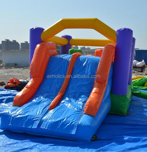 obstacle course equipment cheap inflatable obstacle bouncer A3088