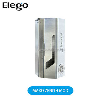 Authentic Ijoy Maxo Zenith 300w Vv Variable Voltage Box Mod
