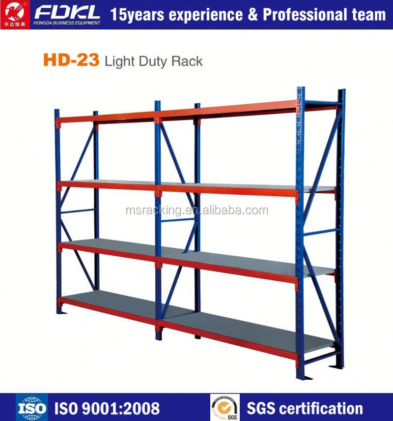 Good quality powder coated storage pipe rack system fast delivery