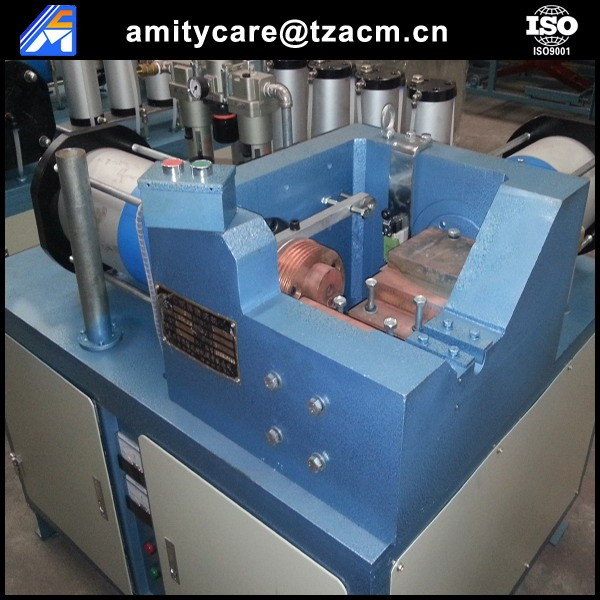Automatic Concrete Round Spun Pile Cage Welding Machine
