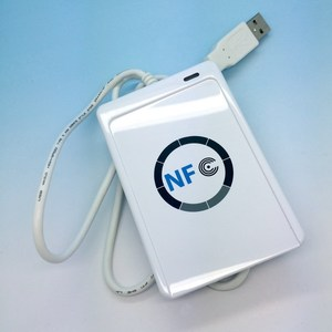 ACS Bluetooth SD NFC PC-linked Contactless Smart Card Reader ACR122U