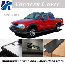 4x4 parts wholesale aluminum truck beds for Chevrolet S10 GMC S15 6' Short Bed