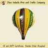 New Hot Air Balloon Shape Helium Mylar Balloons customized shape balloons