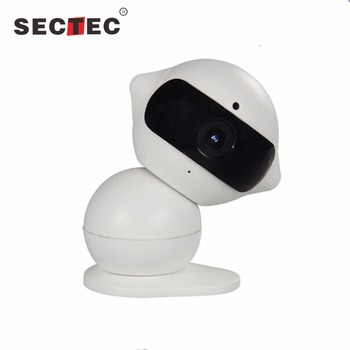 Radio Home Office Security System Remote Monitoring By IOS,Android App,Web  App