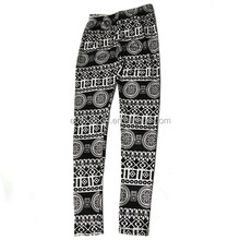 Fashion Customized Print Women Girls Leggings