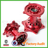 Chinese high quality aluminum alloy rear hub for dirt bike