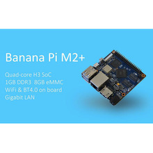 The newest bananapi product bpi-m2 plus with 1Ghz ARM7 qud-core processor bananapi m2+ have SDIO wifi&BT4.0 module on board