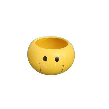 Hot Wholesale Custom Smiley Face Fruit Arrangement Ceramic Party