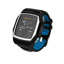 Sport Fitness Smart Watch Health Phone GT68 Waterproof Dustproof with Heart Rate Measure GPS Physical Compass SIM Card Camera