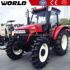 4 wheel tractor 110hp price with snow blower