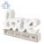 Wedding wooden decoration Mr &Mrs word stand, Wood Sign Letters - Sweetheart Wooden Table Decorations, White