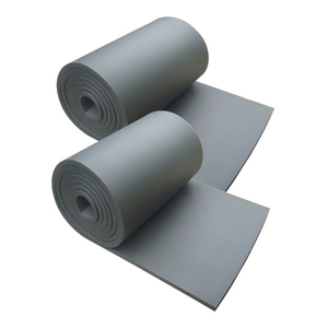 High Quality Heat Insulation Foam Black NBR Rubber Sheets