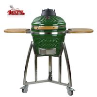 Fast delivery 16'' Ceramic BBQ Japanese Hibachi gas order keramik grill