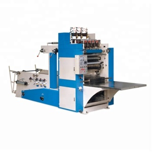 Automatic Facial Tissue folding machine Box Carton Paper packing Machine Price