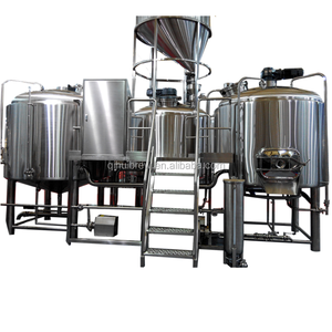 2000L china brewing equipment used beer factory